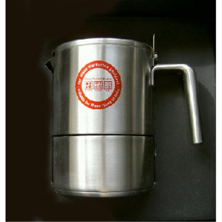 wmf espressomaschine kult 6 tassen espressokocher induktion espressobereiter ebay. Black Bedroom Furniture Sets. Home Design Ideas