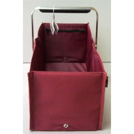 wmf pickup einkaufskorb korb lounge rot edelstahl klappbar und stabil pick up ebay. Black Bedroom Furniture Sets. Home Design Ideas