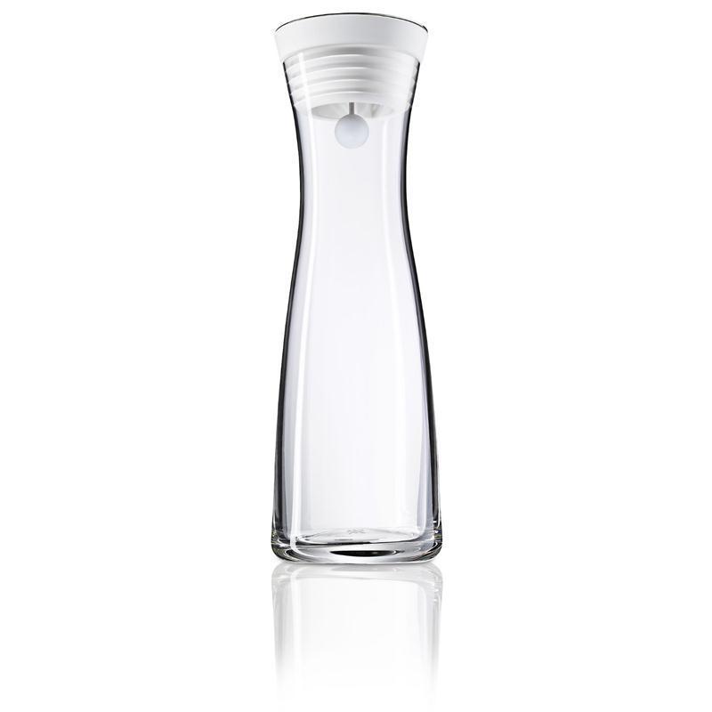 wmf carafe d 39 eau blanc 1 ltr blanc autoverschluss carafe bouteille d 39 eau ebay. Black Bedroom Furniture Sets. Home Design Ideas