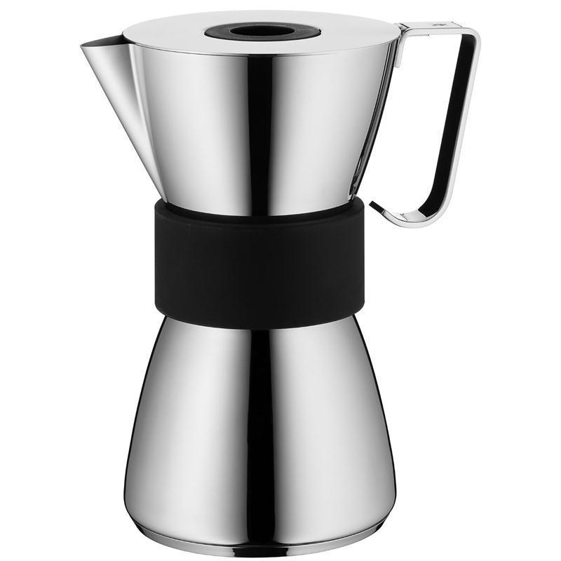 wmf espressomaschine 6 tassen barista poliert induktion. Black Bedroom Furniture Sets. Home Design Ideas