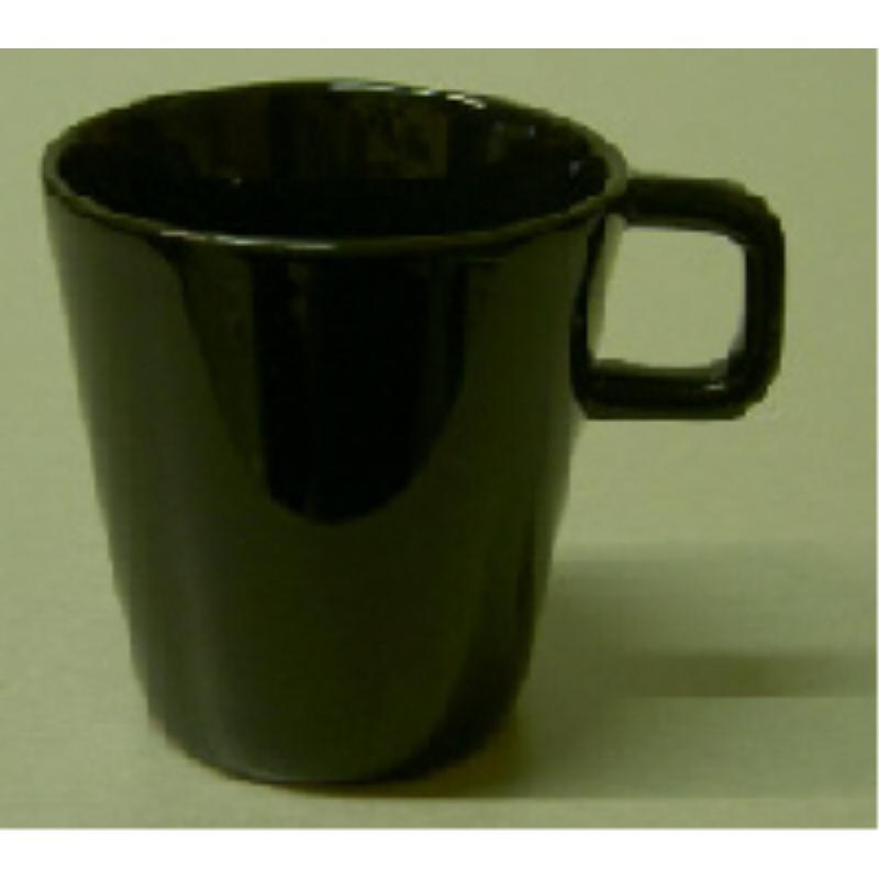 wmf one 4 tassen neu ovp tasse tassenset schwarz f r. Black Bedroom Furniture Sets. Home Design Ideas