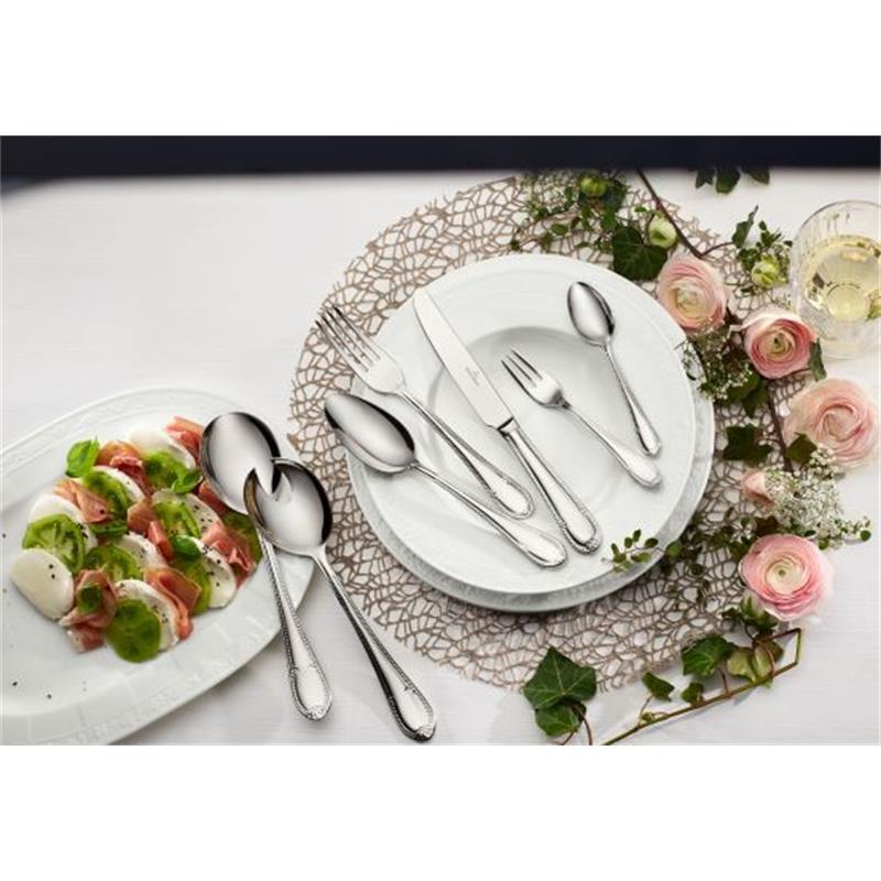 V/&b Mademoiselle Table Couverts 68 pièces poli en carton couverts servierteile