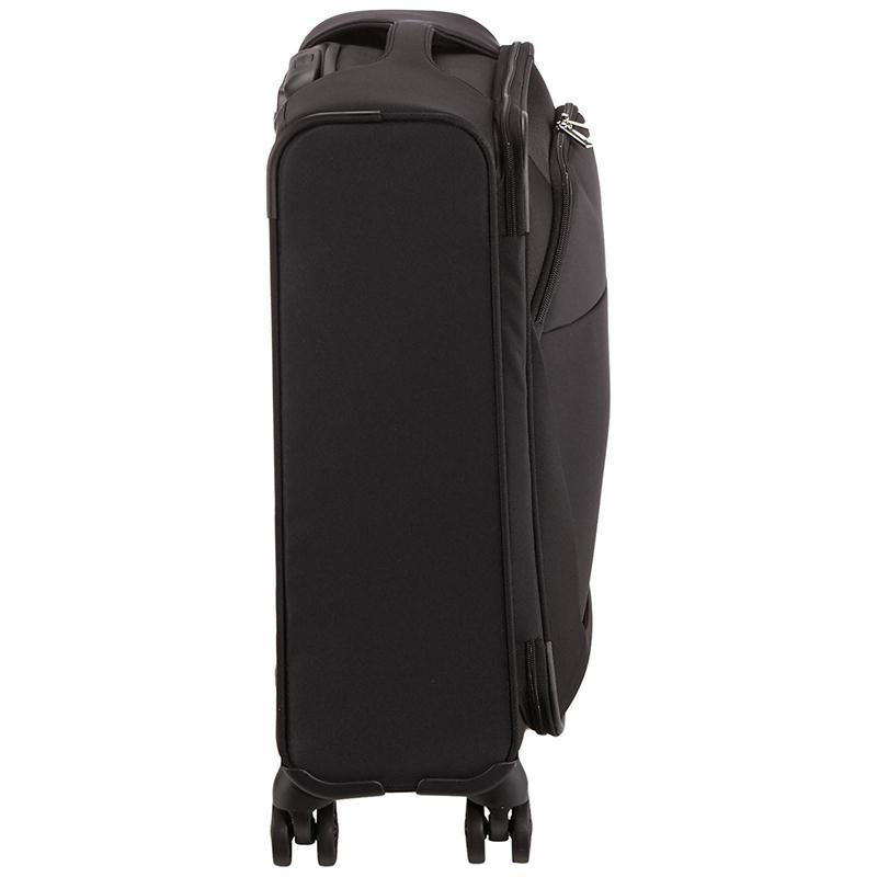 samsonite b lite 3 trolley 55 schwarz 4 rll spinner koffer handgep ck 36 ltr ebay. Black Bedroom Furniture Sets. Home Design Ideas