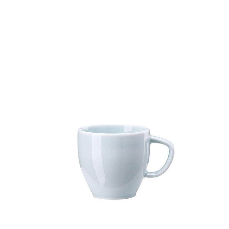 Rosenthal Junto Opal Green Espresso-Untertasse 11 cm Espressountere Mokkauntere