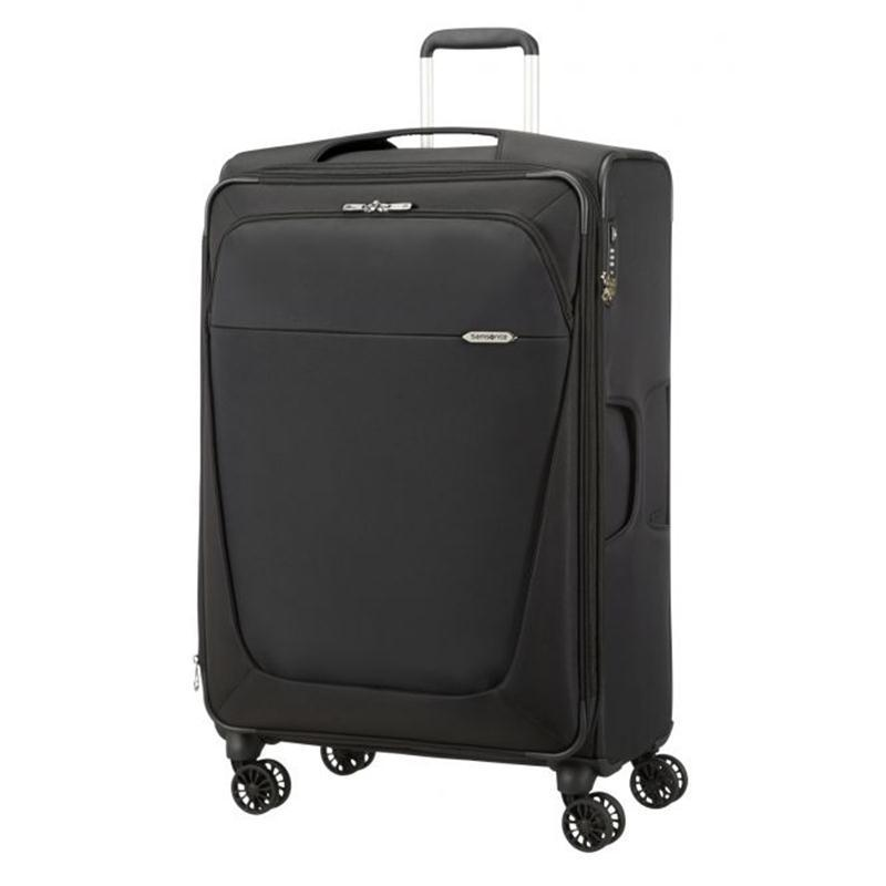 samsonite b lite 3 trolley 78 schwarz 4 rollen spinner koffer extra leicht ebay. Black Bedroom Furniture Sets. Home Design Ideas