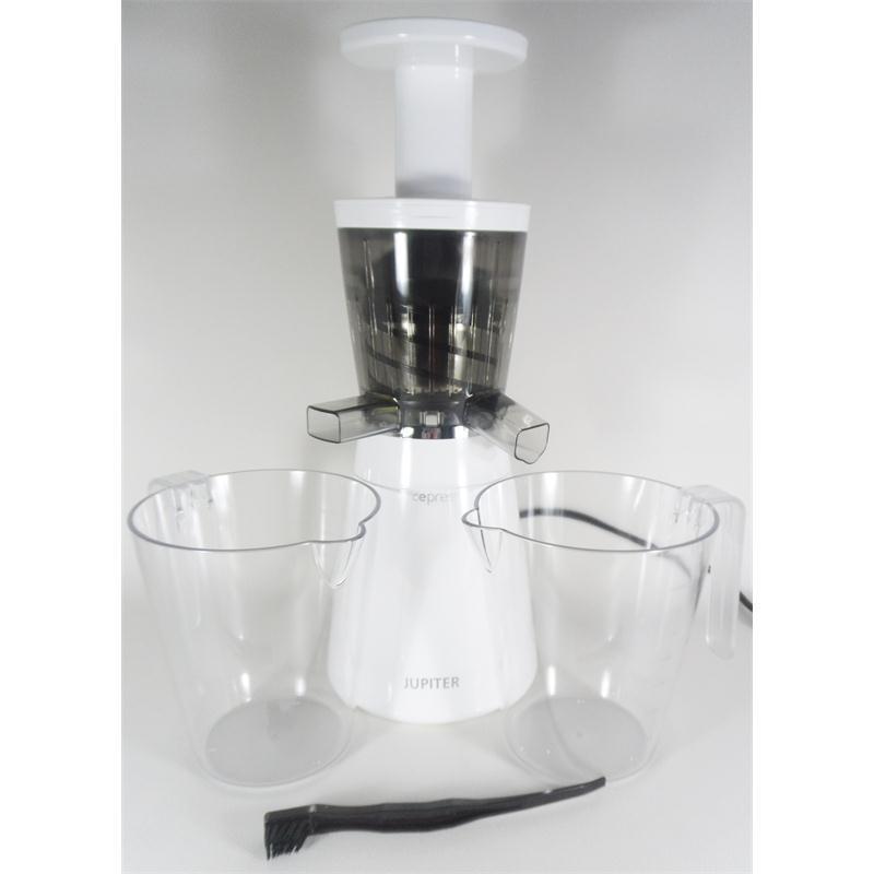 Jupiter Juicepresso 3in1 Slow Juicer Entsafter : Jupiter Entsafter Juicepresso Juice Presso 3 in 1 867200 867.200 Leistungsstark eBay