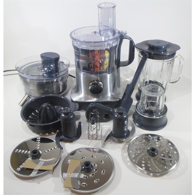kenwood k chenmaschine fpm270 multipro compact fpm 270 metall mixer schnitzelwe ebay. Black Bedroom Furniture Sets. Home Design Ideas