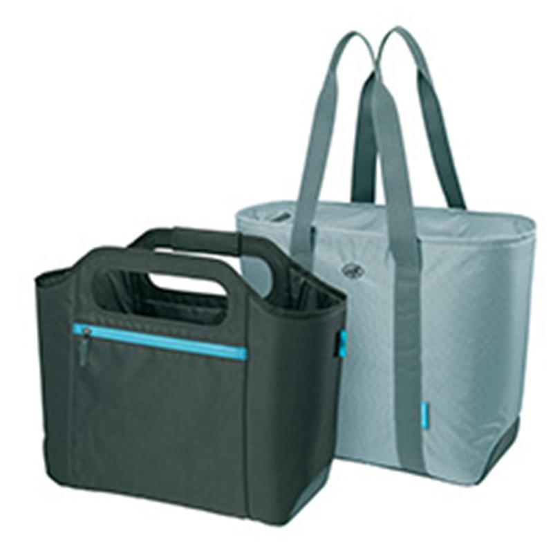 alfi Kühltasche isobag M 2tlg cool assis Shopper entnehmbare Kühltasche