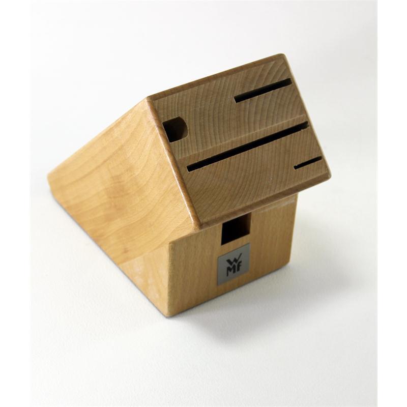 WMF Messerblock Buche mit 5Öffnungen Buchenholz für Messer bis zu 20 cm EUR 24,99 PicClick DE~ Smeg Kochinsel