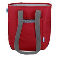alfi Kühltasche isobag S 2teilig mit entnehmbarer Kühltasche feuerrot