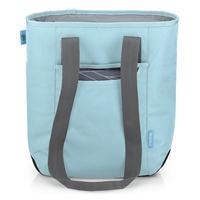 alfi Kühltasche isobag S 2tlg mit entnehmbarer Kühltasche puder blau blue