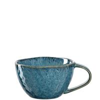 Leonardo Matera Blau Kaffee Obertasse 290ml