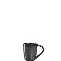 Leonardo Matera Anthrazit Espresso Obertasse 90ml