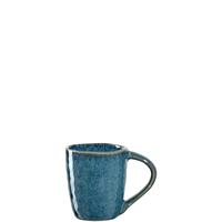 Leonardo Matera Blau Espresso Obertasse 90ml