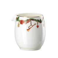 Hutschenreuther Nora Christmas Milchkännchen 0,15 Liter creamer Gießer Porzellan spülmaschinengeeign