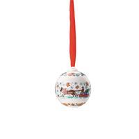 Hutschenreuther Porzellankugel Weihnachtskugel 2020