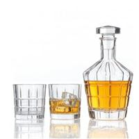 Leonardo Spiritii Whiskyset 3 teilig 022765