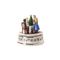 Hutschenreuther Sammelkollektion 20 Weihnachtsbäckerei Spieluhr gross