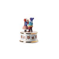 Hutschenreuther Sammelkollektion 20 Weihnachtsbäckerei Spieluhr klein