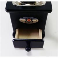 Zassenhaus Kaffeemühle Brasilia schwarz