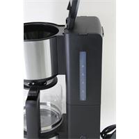 WMF Kaffeeautomat Glas Stelio Aroma Kaffeemaschine 10 Tassen 1000W
