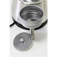WMF Küchenminis Espressokocher Edelstahl matt