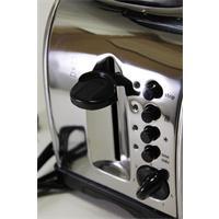 WMF Toaster Stelio Edelstah mattl 900 Watt 2 Schlitze