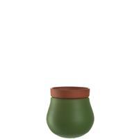 Leonardo Pflanzentopf S verde 2-teilig
