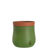 Leonardo Plfanzentopf L verde 2-teilig