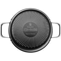 WMF Fusiontec Aromatic Bratentopf Black 22cm