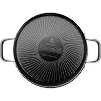 WMF Fusiontec Aromatic Black Fleischtopf 24cm