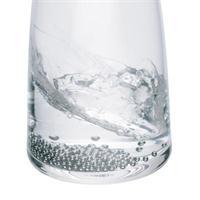 WMF Wasserkaraffe mit Reinigungsperlen Basic 1 ltr.schwarz Karaffe Wasserflasche