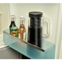 WMF Coffee Time Cold Brew Kaffeekanne 1,2 L Glaskanne Edelstahl Sieb