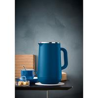 WMF Impulse Isolierkanne für Tee 1 Liter Prussian Blue