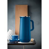WMF Impulse Isolierkanne für Kaffee 1 Liter Prussian Blue