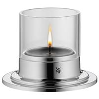 WMF Michalsky Tableware Windlicht Cromargan Wind Licht Edelstahl Glas