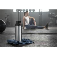 WMF Cromargan Trinkflasche 0,75l Sportverschluss Waterkant