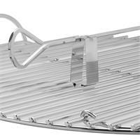 WMF Grillspieße 46cm groß 2 teilig mit ABstandsclips