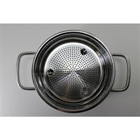 WMF Gourmet Plus Dünsteinsatz 20cm Dämpfeinsatz zum Dampfgaren