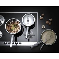 WMF Chef s Edition Stielkasserolle mit Deckel 24 cm