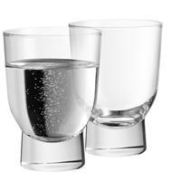 WMF Taverno Glas 2 er Set Basic Geschenkkarton je 0,3ltr.Becher Saftglas