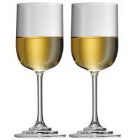 WMF Michalsky Tableware Weißweinglas 2 er Set Höhe 22 cm Geschenkkarton