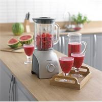 Kenwood Standmixer Blend - X Classic BLM600SI Glasbehälter Smoothie BLM 600 SI