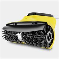 Kärcher Terassenreiniger PLC 4 gelb schwarz Hochdruckreiniger PLC4 Kehrmaschine