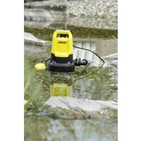 Kärcher Tauchpumpe SP 5 Dirt * EU Schmutzwasserpumpe flachsaugend