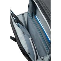 """Samsonite Spectrolite 2.0 Laptoptasche mit Rollen grey/ black 17,3"""" erweiterbar"""