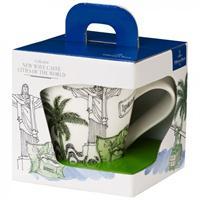 V&B cities of the world Becher mit Henkel Rio de Janeiro