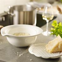 V&B Pasta Passion Parmesan-Servierschale mit Deckel 17 x 15 cm