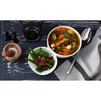 V&B Soup Passion Suppenschale mit Brothalter klein 2-teilig 23 x 13 cm