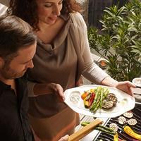 V&B BBQ Passion Grillgemüse-Teller 2-teilig 33 x 22 cm